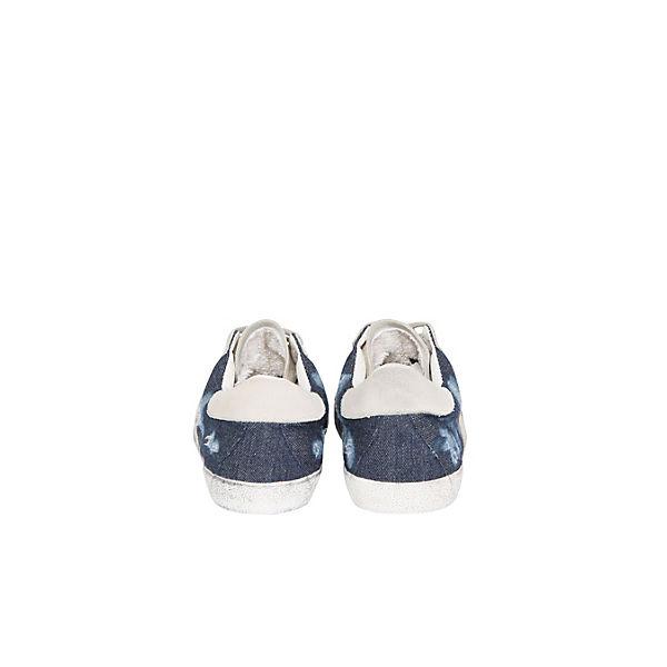 COLORADO DENIM, Retro Qualität Look, blau/weiß  Gute Qualität Retro beliebte Schuhe 5496b4