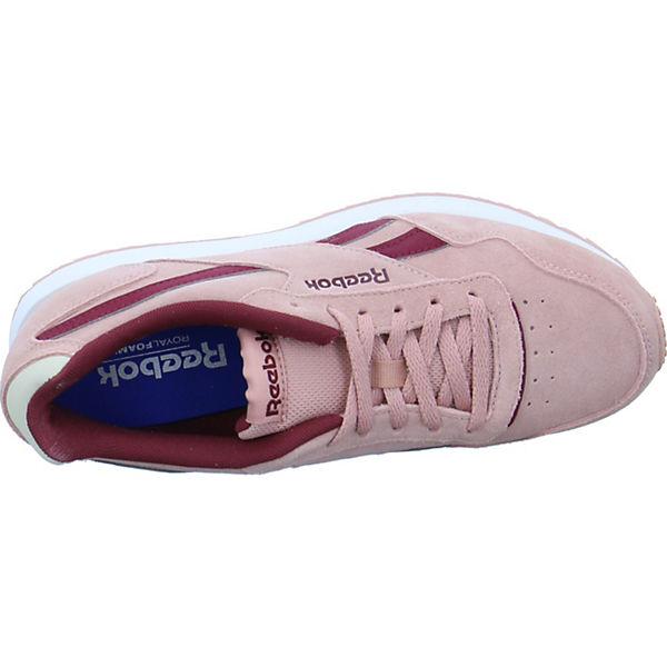 rosa Royal Ripple Reebok Reebok Glide Royal Xqwa1pR