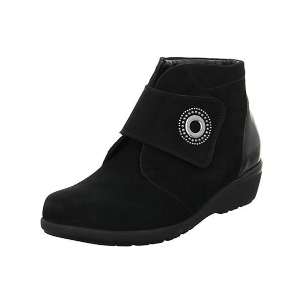 WALDLÄUFER Boots schwarz Hisana WALDLÄUFER Hisana Sqax4FF