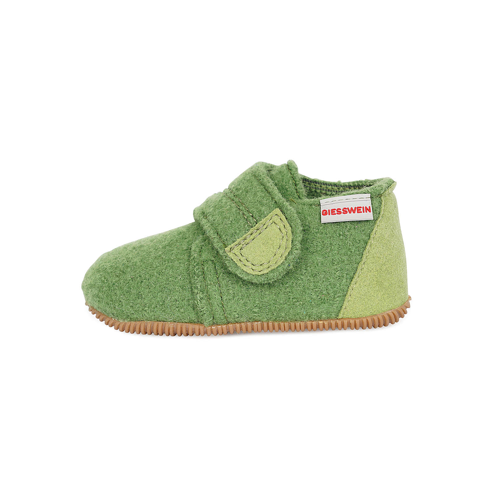 Giesswein Kinder Hausschuhe OBERSTAUFEN grün Gr. 28