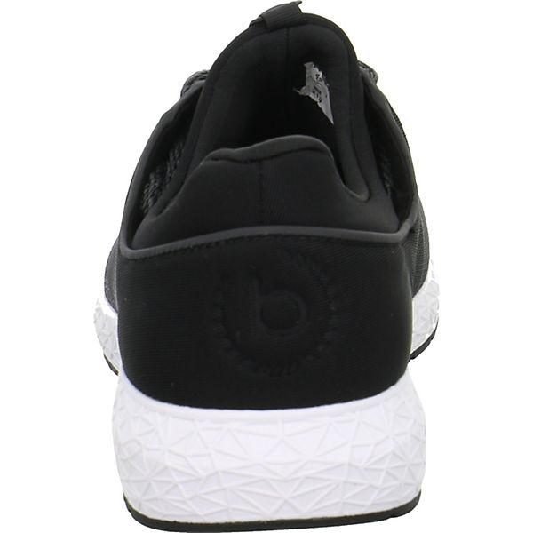 bugatti, s Low Kodiak, schwarz  Gute Qualität beliebte Schuhe