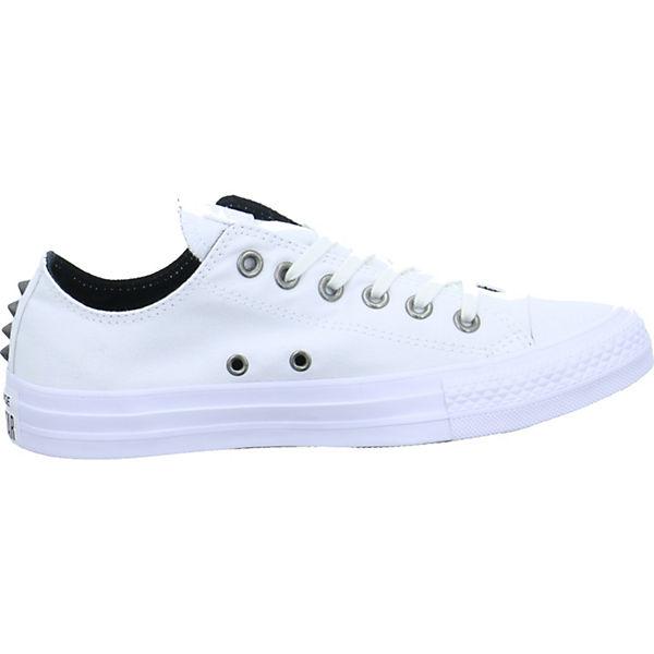 CONVERSE, Low, weiß Qualität  Gute Qualität weiß beliebte Schuhe 024017