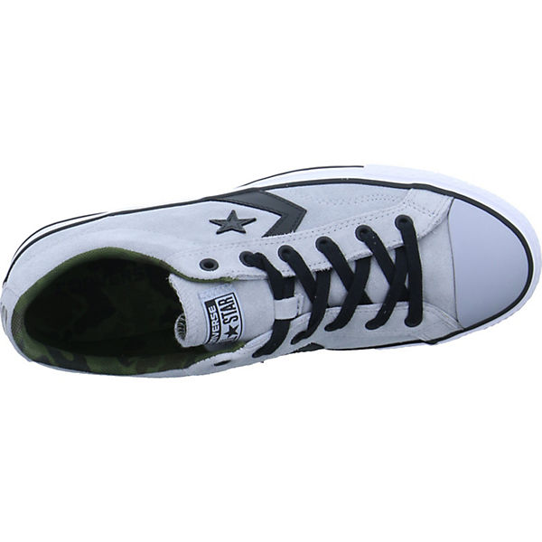 CONVERSE, Low, grau Schuhe  Gute Qualität beliebte Schuhe grau 271c17