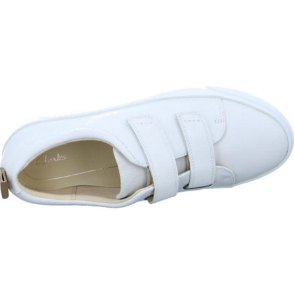 Clarks, Glove Daisy Klett-, beliebte weiß  Gute Qualität beliebte Klett-, Schuhe 7a3854