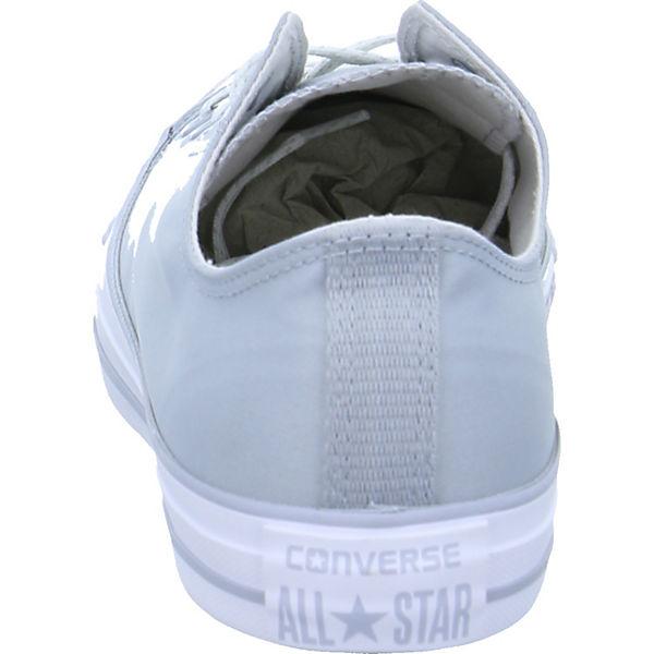 CONVERSE, Low, grau Qualität  Gute Qualität grau beliebte Schuhe 614b9d