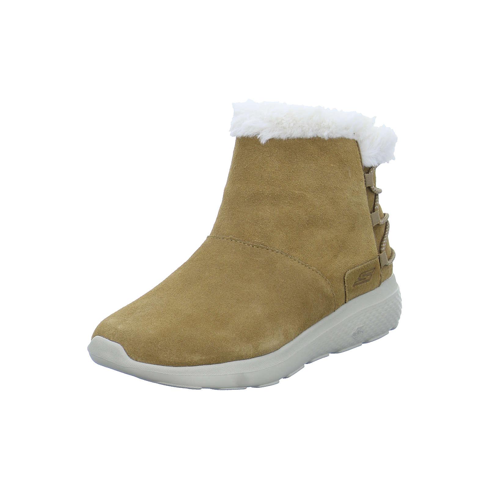 SKECHERS Hibernate Snow Boots braun Damen Gr. 40