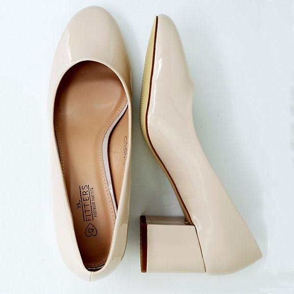 Fitters  Footwear, Sesy Lack, beige  Fitters Gute Qualität beliebte Schuhe 100822
