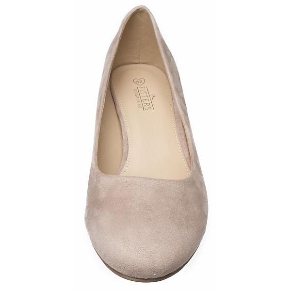 Fitters  Footwear, Sesy MF, beige  Fitters  967bae