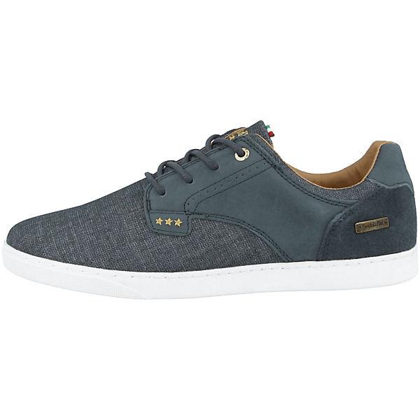 Pantofola d'Oro, Gute Comacchio Canvas Uomo LowProdukttyp, blau  Gute d'Oro, Qualität beliebte Schuhe 35ff51