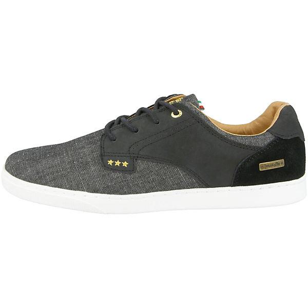 Pantofola d'Oro, Comacchio  Canvas Uomo LowProdukttyp, schwarz  Comacchio Gute Qualität beliebte Schuhe 59d7d6