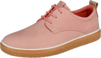 ecco, ECCO CREPETRAY LADIES Sneakers Low, rot