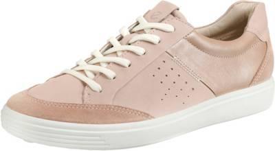 1 Ladies Soft Sneakers LowBeige EccoEcco E2IH9D
