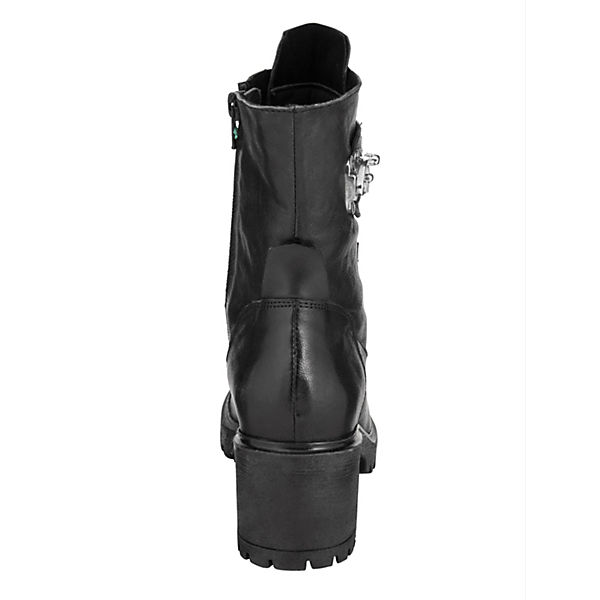 Liva Liva Liva Loop, Biker Boots, schwarz   60e210