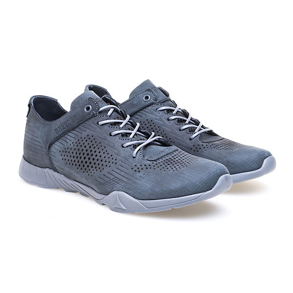 Modischer GREYDER grau Greyder Sneaker Musterprägung mit d5RaOR67wq