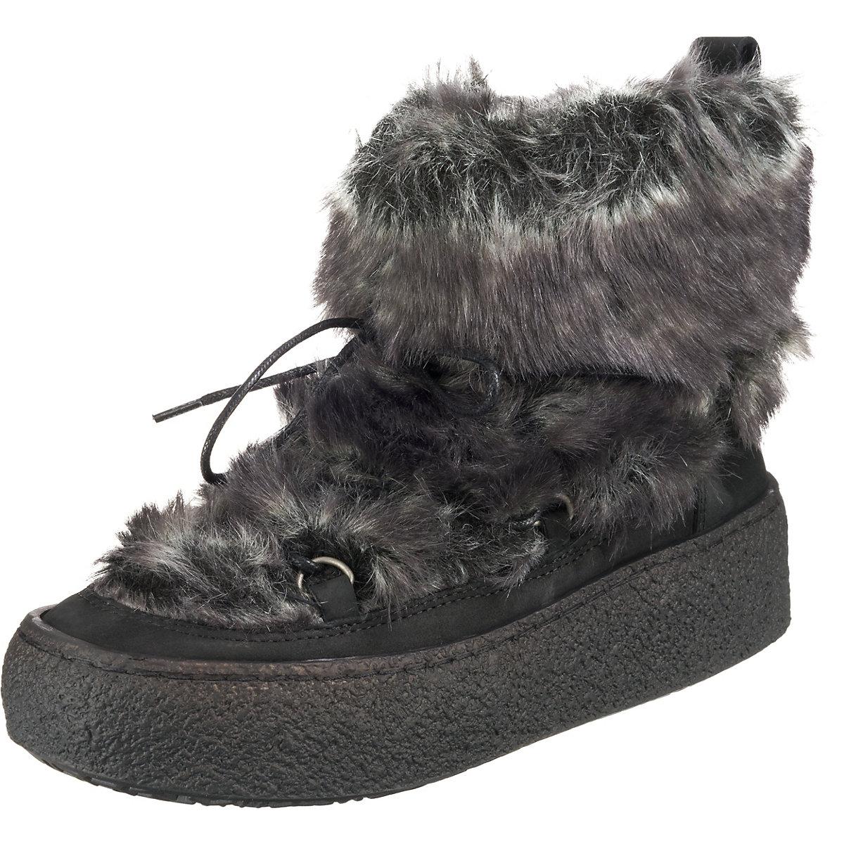 BUFFALO, Winterstiefel, schwarz  Gute Qualität beliebte Schuhe