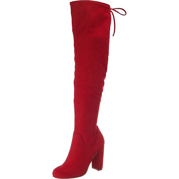 meet 70fcc b3ac5 BUFFALO, Klassische Stiefel, rot