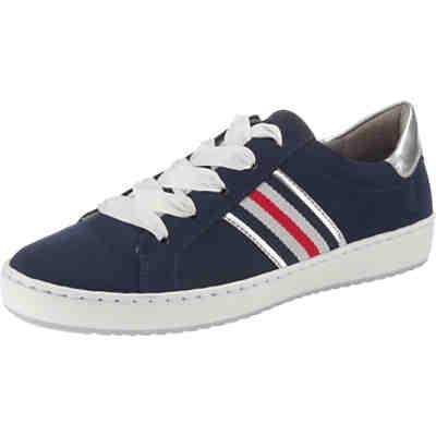 sneakers for cheap 98243 e79c0 JENNY, Miami Wechselfußbett Sneakers High, blau