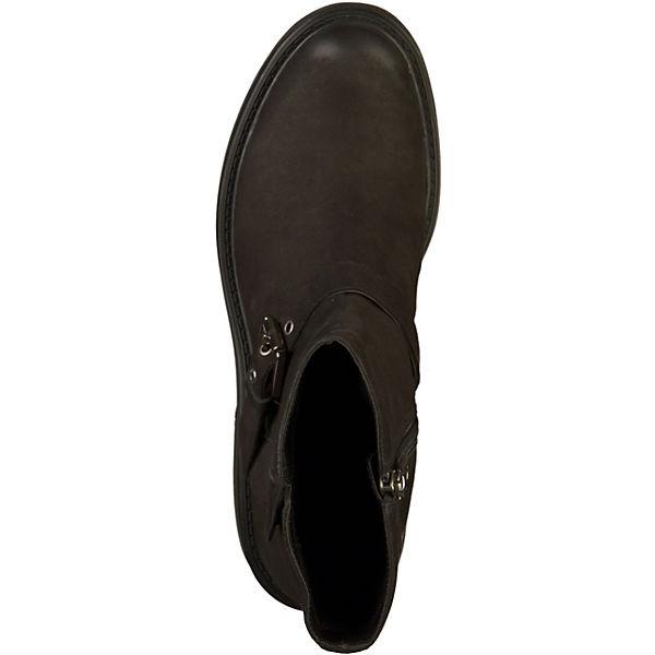 GEOX, Klassische Stiefeletten, schwarz Schuhe  Gute Qualität beliebte Schuhe schwarz 7433bb
