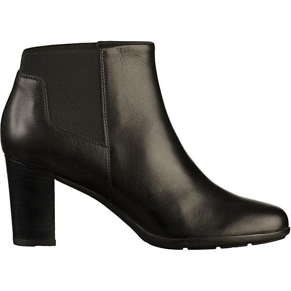 GEOX schwarz GEOX schwarz Klassische Stiefeletten Klassische Stiefeletten rxqrzYwv