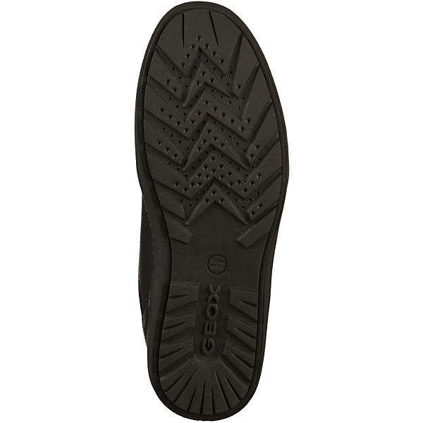 schwarz High Sneakers GEOX Sneakers GEOX xWqnFT7wnP