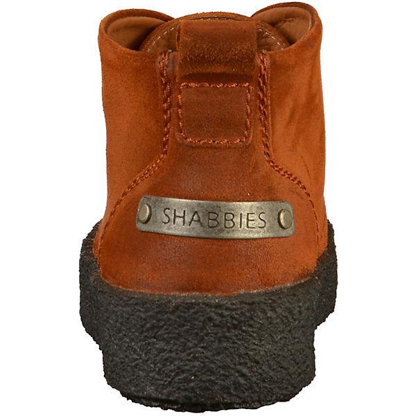 Shabbies Amsterdam, Schnürstiefeletten, beliebte orange  Gute Qualität beliebte Schnürstiefeletten, Schuhe fc0f46