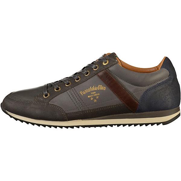 Low Pantofola d'Oro Sneakers grau Sneakers d'Oro Pantofola Low w7qr7zYB