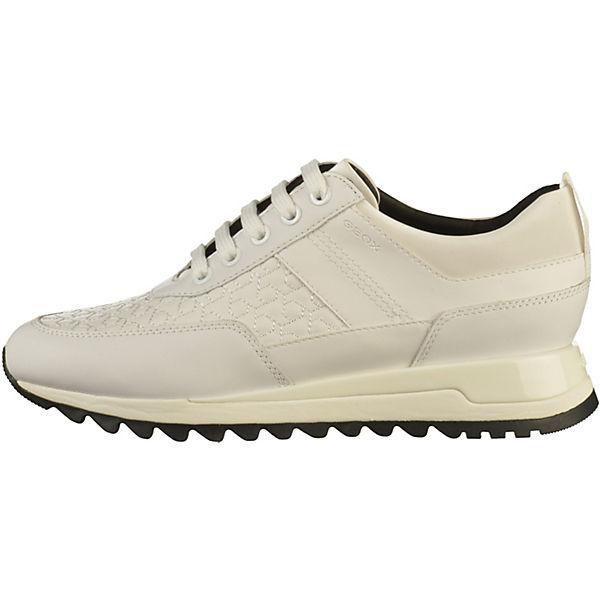 Sneakers GEOX Low Sneakers weiß weiß GEOX GEOX Low XBzBqw