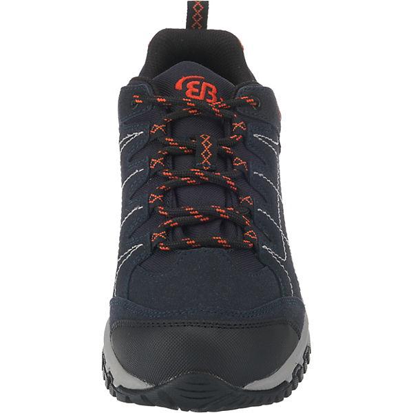 Brütting, Mount Shasta Low Wanderschuhe, dunkelblau Schuhe  Gute Qualität beliebte Schuhe dunkelblau 9a9036