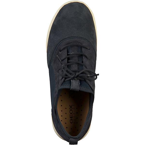 Sneakers GEOX Sneakers GEOX blau GEOX blau Low GEOX Low Low Sneakers blau XIxqgz4z