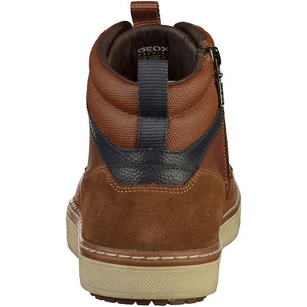 Sneakers GEOX GEOX Sneakers braun High braun braun High Sneakers GEOX High AdHqHf