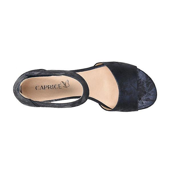 Großer Rabatt CAPRICE Klassische Sandaletten blau sl56kjfjJKJ25 Verkauf