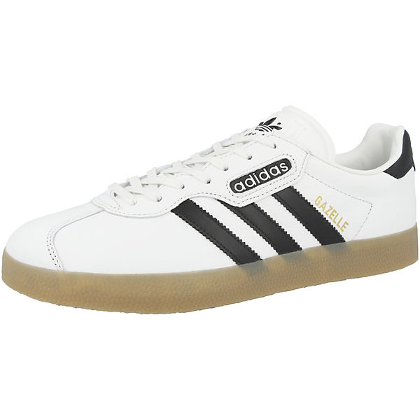 adidas Originals Gazelle Super weiß