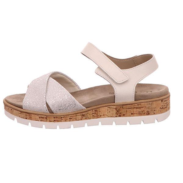 Longo, Klassische Sandalen, silber  Gute Qualität beliebte Schuhe