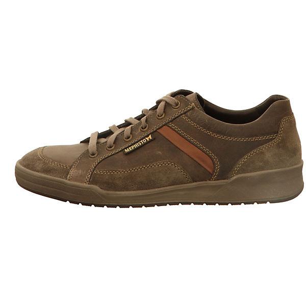 MEPHISTO, Klassische Halbschuhe, grau  Gute Qualität beliebte Schuhe