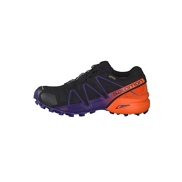 Salomon, SPEEDCROSS 4 GTX®, beliebte schwarz  Gute Qualität beliebte GTX®, Schuhe ff907a