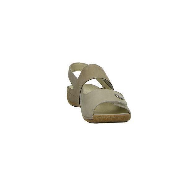 Komfort WALDLÄUFER WALDLÄUFER beige WALDLÄUFER Komfort Sandalen beige Komfort WALDLÄUFER Komfort Sandalen Sandalen Komfort Sandalen beige beige Sandalen WALDLÄUFER UP6TAO