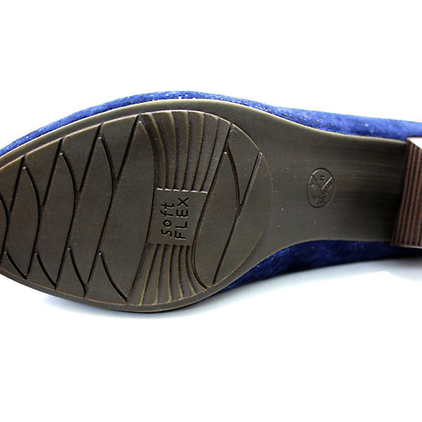 Jana, Gute Klassische Pumps, blau  Gute Jana, Qualität beliebte Schuhe 0eb4a6