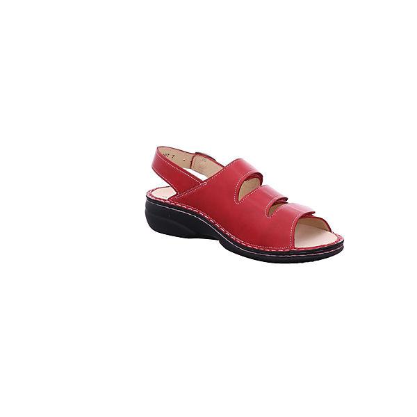 Finn  Comfort Komfort-Sandalen rot  Finn Gute Qualität beliebte Schuhe 502a43