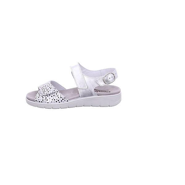 Semler, Gute Klassische Sandalen, silber  Gute Semler, Qualität beliebte Schuhe 5595fd