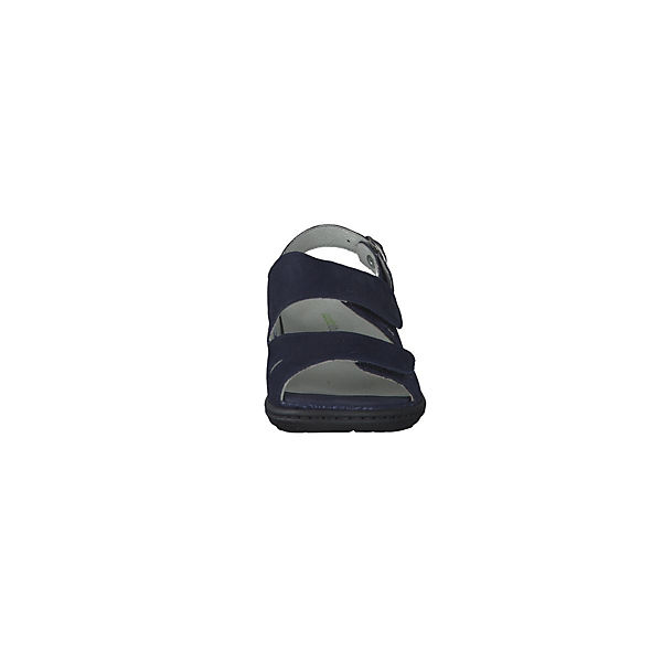 WALDLÄUFER Komfort-Sandalen blau Schuhe  Gute Qualität beliebte Schuhe blau d612e1