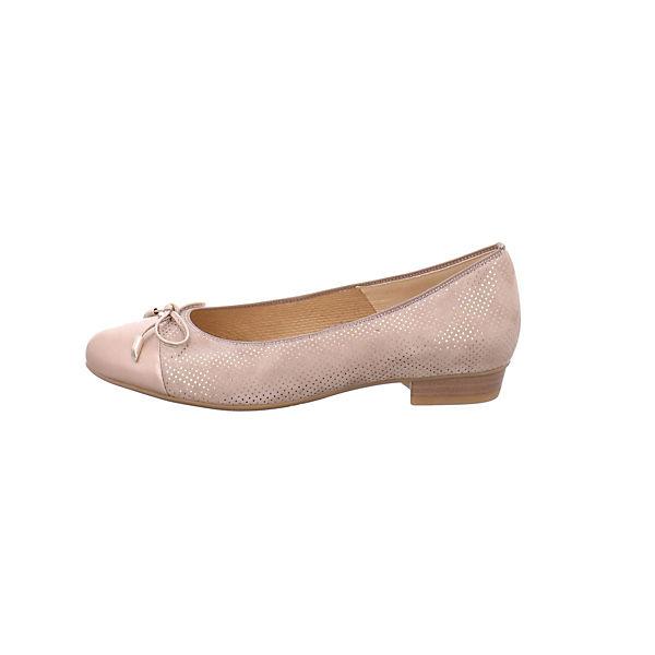 ara Klassische Ballerinas weiß  Gute Qualität beliebte Schuhe