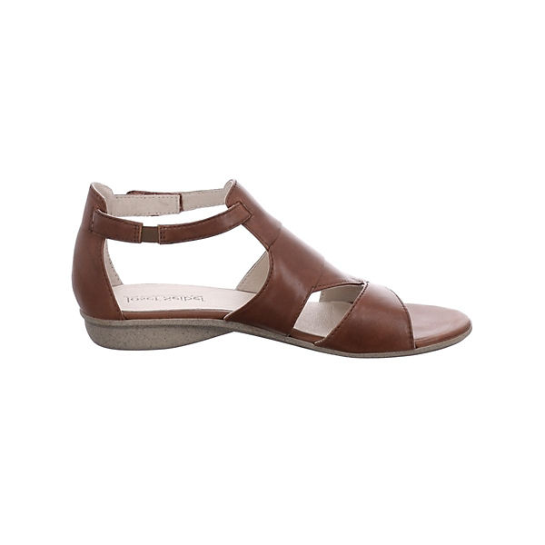 Josef Seibel, Gute Klassische Sandalen, dunkelbraun  Gute Seibel, Qualität beliebte Schuhe cf1abd