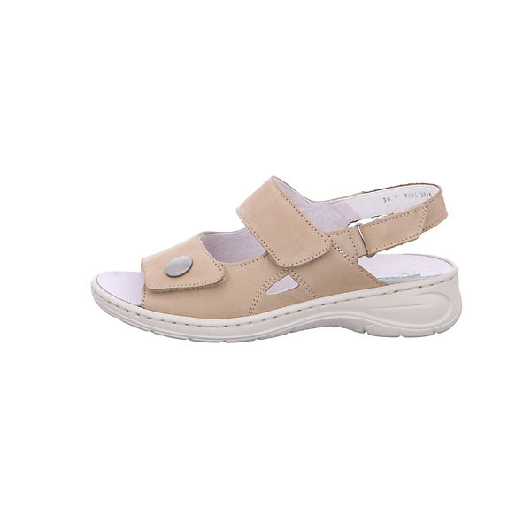 JENNY, Klassische Sandalen, beige  Gute Qualität beliebte Schuhe