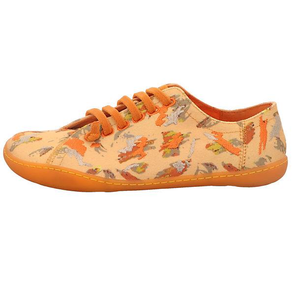 CAMPER Klassische Halbschuhe orange  Gute Qualität beliebte Schuhe