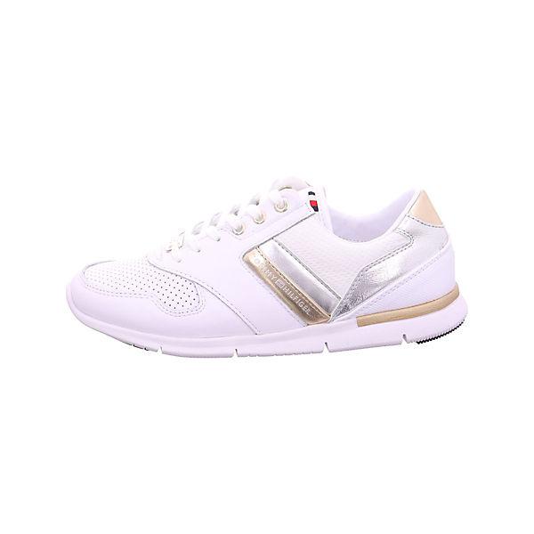 TOMMY HILFIGER Klassische Halbschuhe weiß  Schuhe Gute Qualität beliebte Schuhe  6e60d6