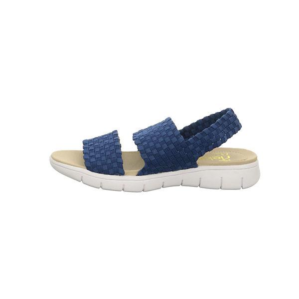 rieker,  Klassische Sandalen, blau  rieker, Gute Qualität beliebte Schuhe 807cc8