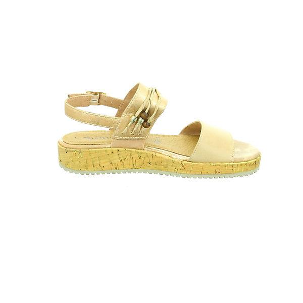 Tamaris, Klassische Sandalen, rot Schuhe  Gute Qualität beliebte Schuhe rot d09224