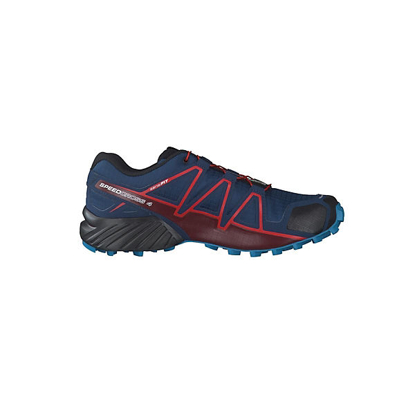 Salomon, SPEEDCROSS 4, Qualität dunkelblau  Gute Qualität 4, beliebte Schuhe c2ca69
