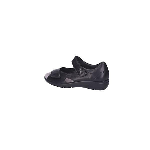 Semler, Komfort-Sandalen, beliebte schwarz  Gute Qualität beliebte Komfort-Sandalen, Schuhe 18f736