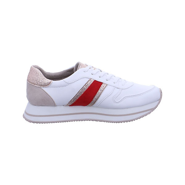 weiß Low Tamaris Sneakers Tamaris Sneakers Low weiß xw6TPRqH